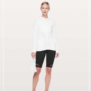 Lululemon Ventilate Jacket White / White